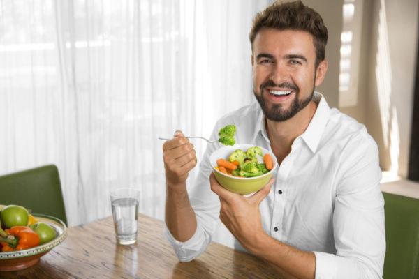 Как правильно питаться мужчине чтобы похудеть