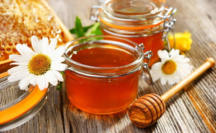 мед как сладость