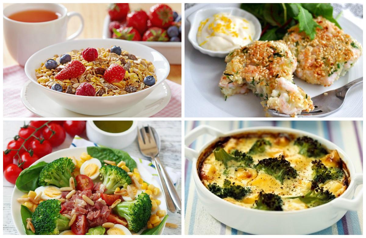 Какие блюда есть при диете