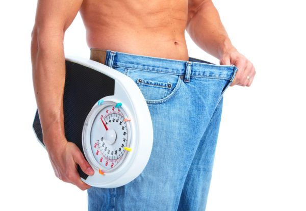 Как быстро сбросить вес у мужчин