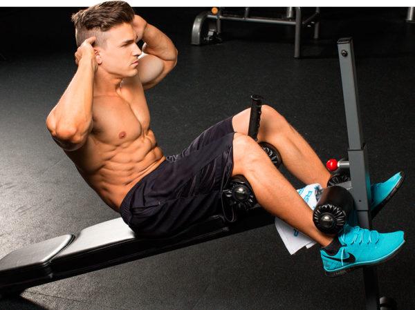 Тренировка пресса в тренажерном зале эффективные упражнения
