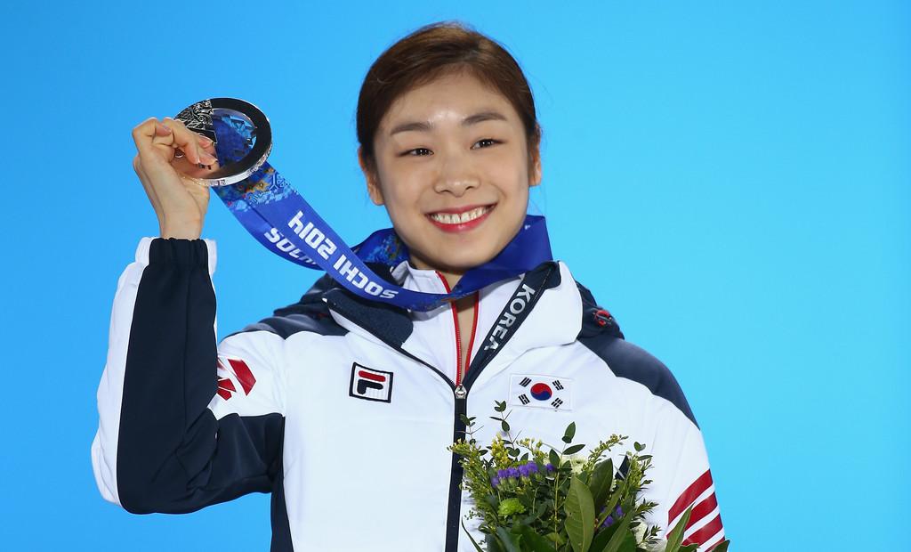 Кореянка Ким Юн Ми