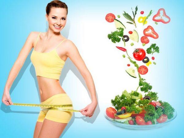 Быстрая диета для похудения на 10 кг