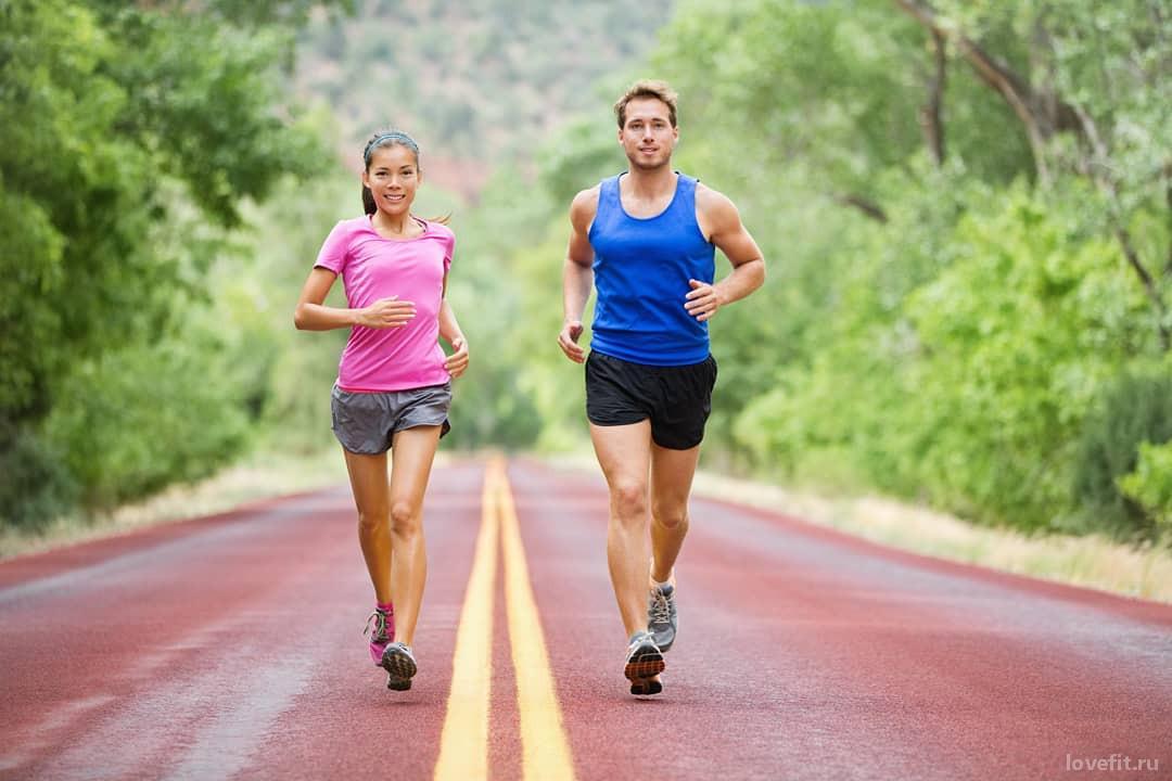 как правильно бегать с лишним весом