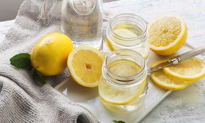 лимон вода