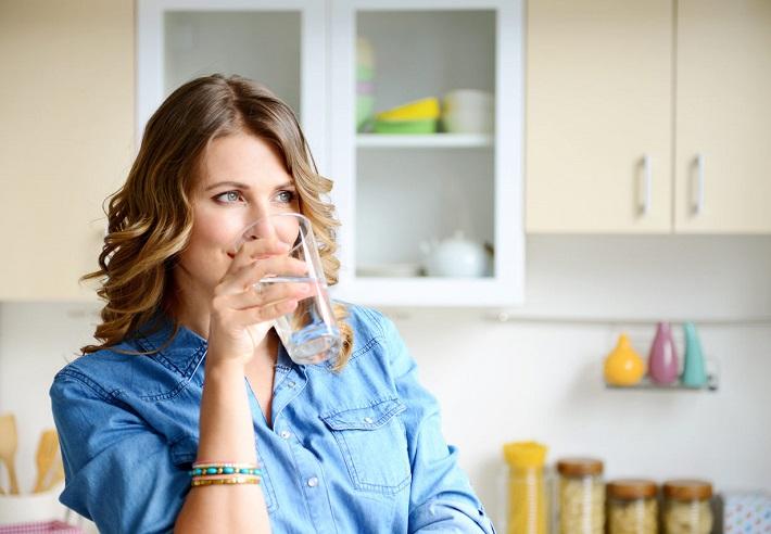 пить воду с пользой