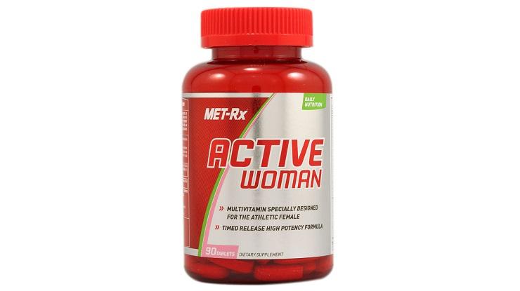 Active Woman MET RX