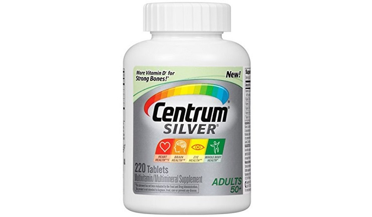 Centrum Silver Adults 50