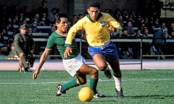 Гарринча и Бразилия