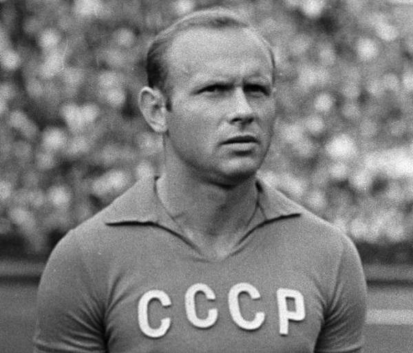 Эдуард Стрельцов СССР