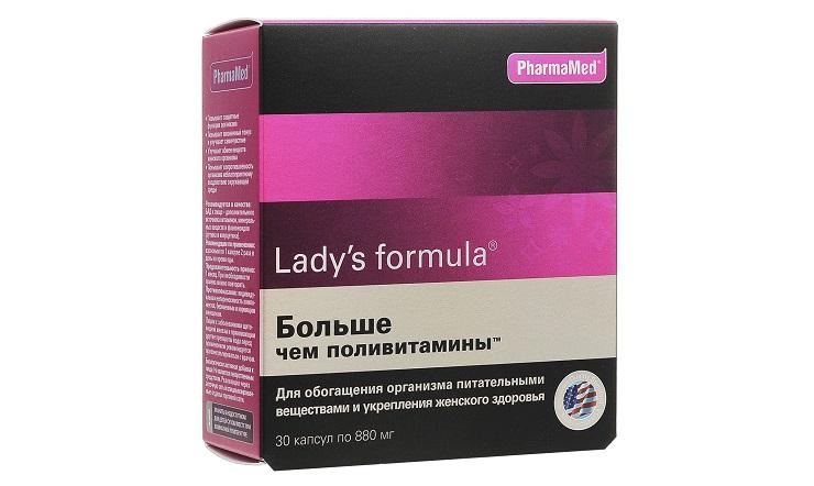 Lady formula