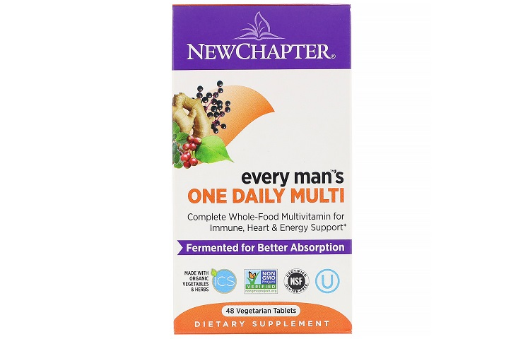 New chapter every man s one daily multi