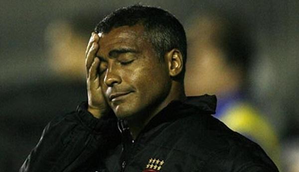 Ромарио тренер