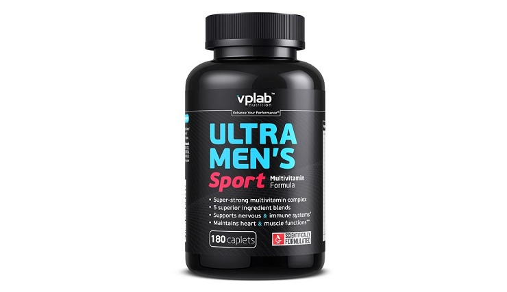 Ultra Men s Sport Multivitamin Formula
