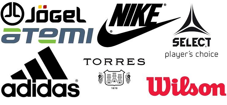 бренды мячей