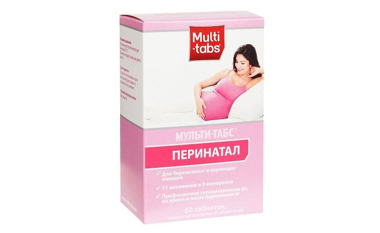 Multi-tabs Перинатал
