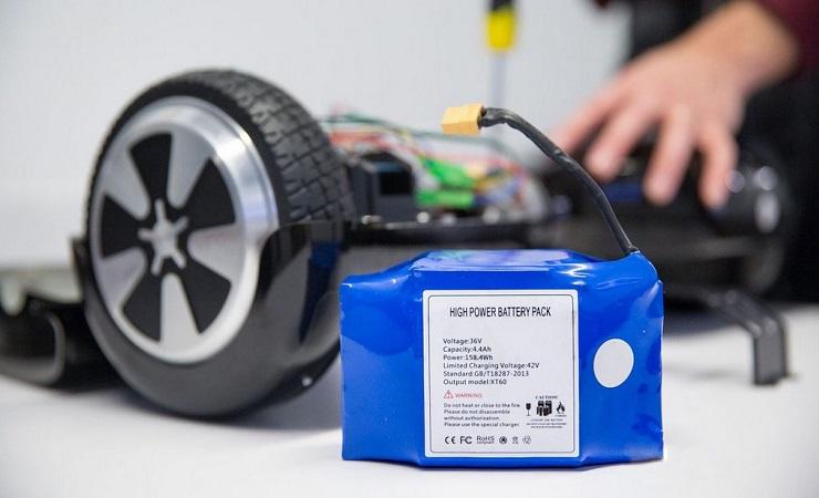 аккумулятор гироскутера