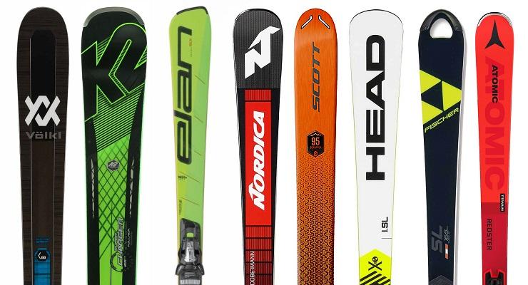 бренды лыж