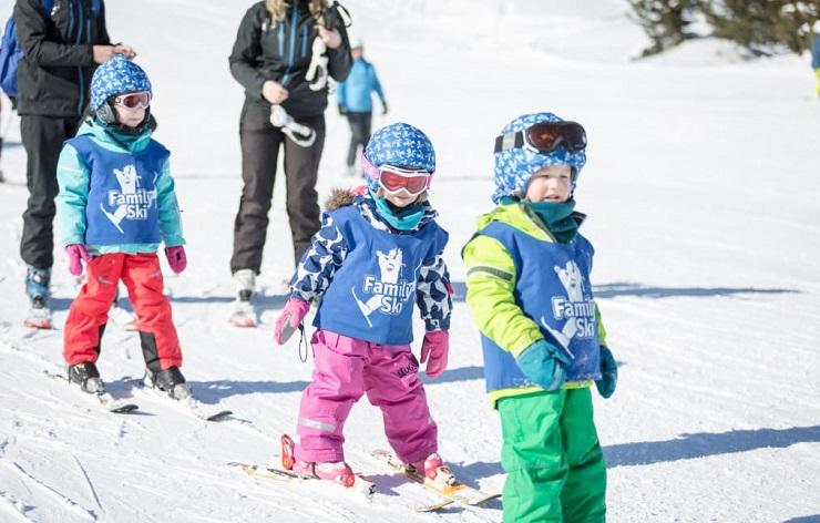 лыжи ребенку