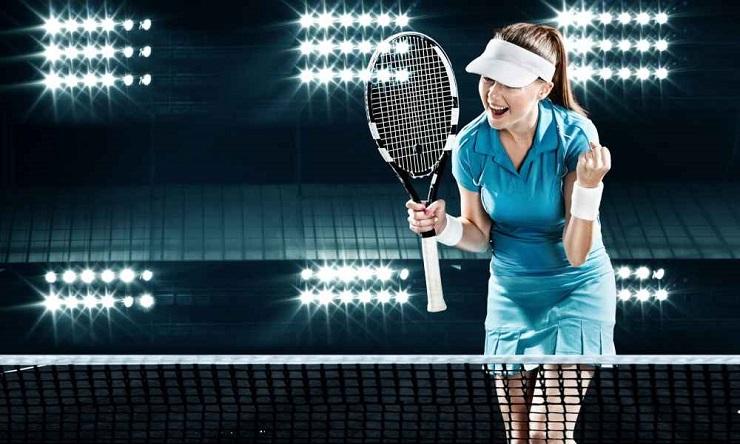профессиональный теннис