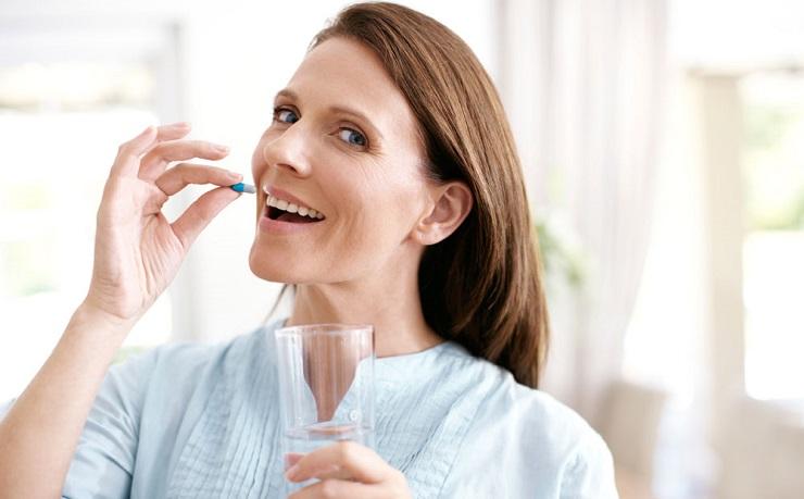 Витамины в таблетках для красоты и здоровья женщины
