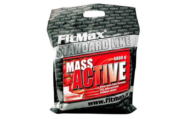 Mass Active 20 FitMax