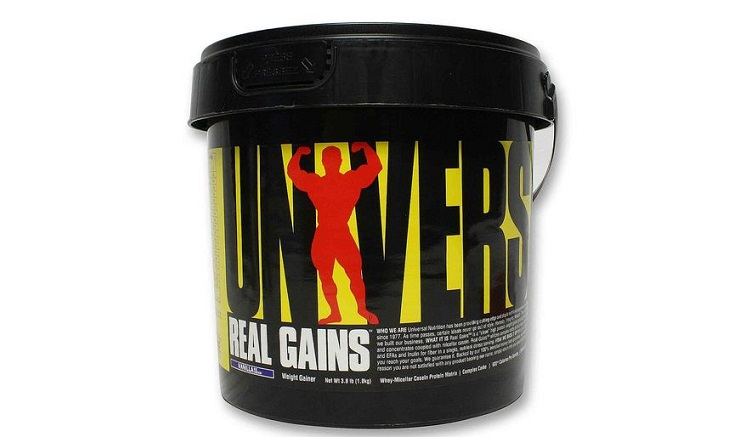 Real Gains Universal Nutrition