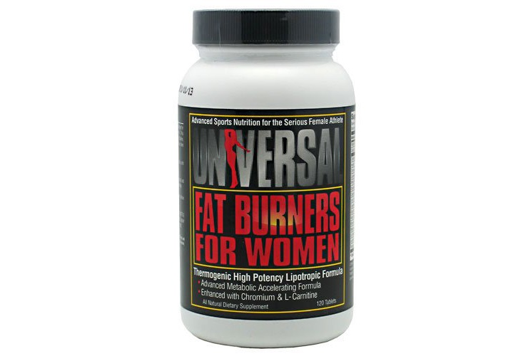 Universal Nutrition Fat Burners for women